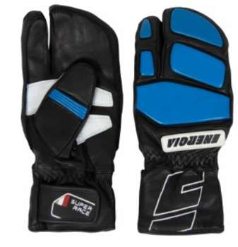 ENERGIAPURA GLOVES MOFFOLA SOFT RACE BLACK/TURQUOISE