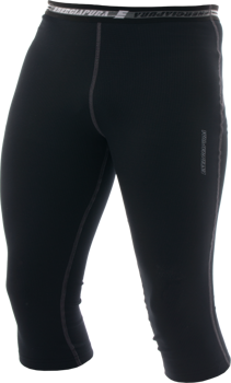 Thermal underwear ENERGIAPURA STEETON 3/4 BLACK JUNIOR - 2021/22