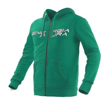 Bluza ENERGIAPURA SWEATSHIRT ONNARP V1 GREEN JUNIOR - 2019/20